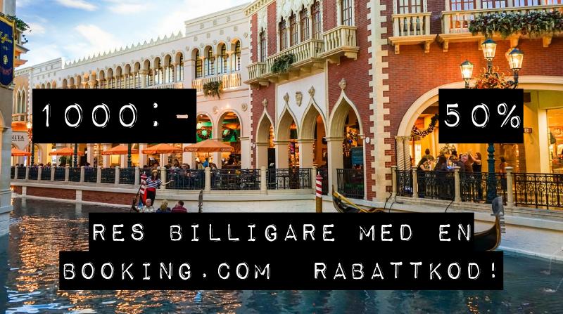 booking.com-rabattkod