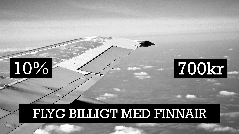 FinnAir rabattkod