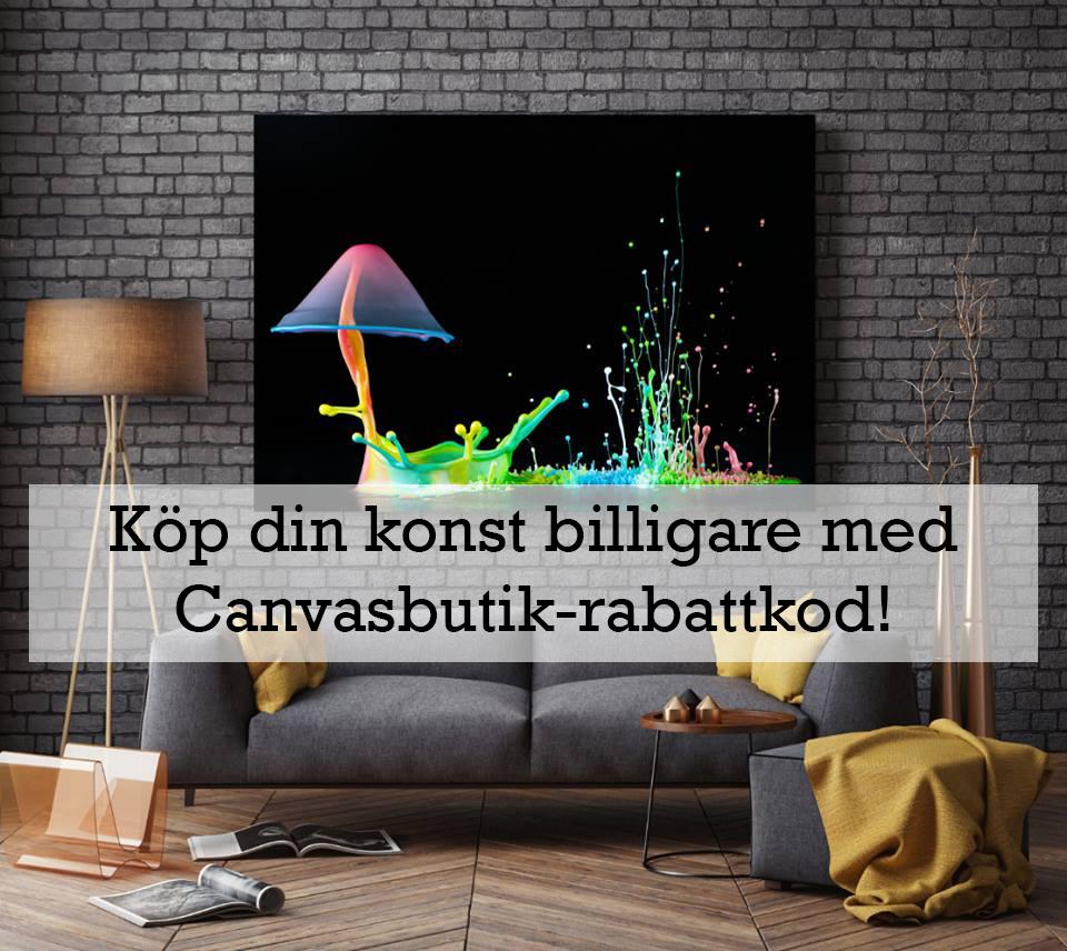 canvasbutik.se rabattkod