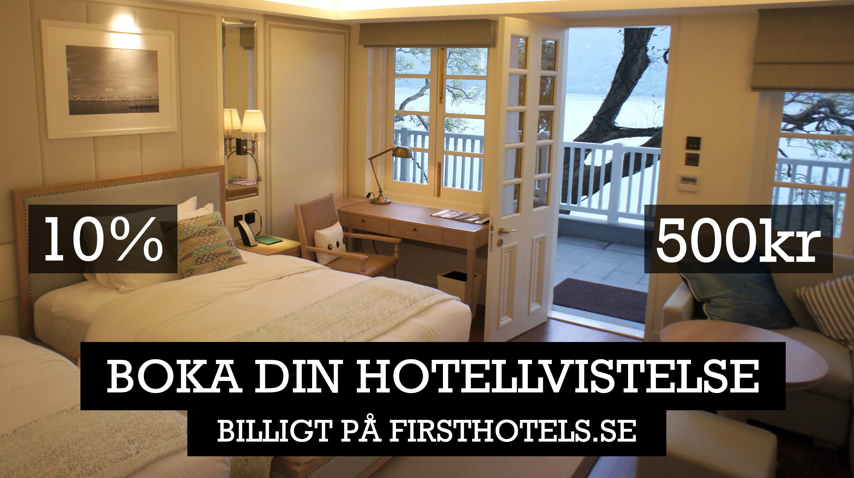 First Hotels rabattkod