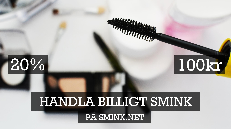 Smink.net rabattkod