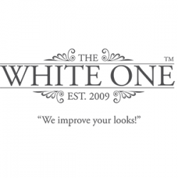 the white one