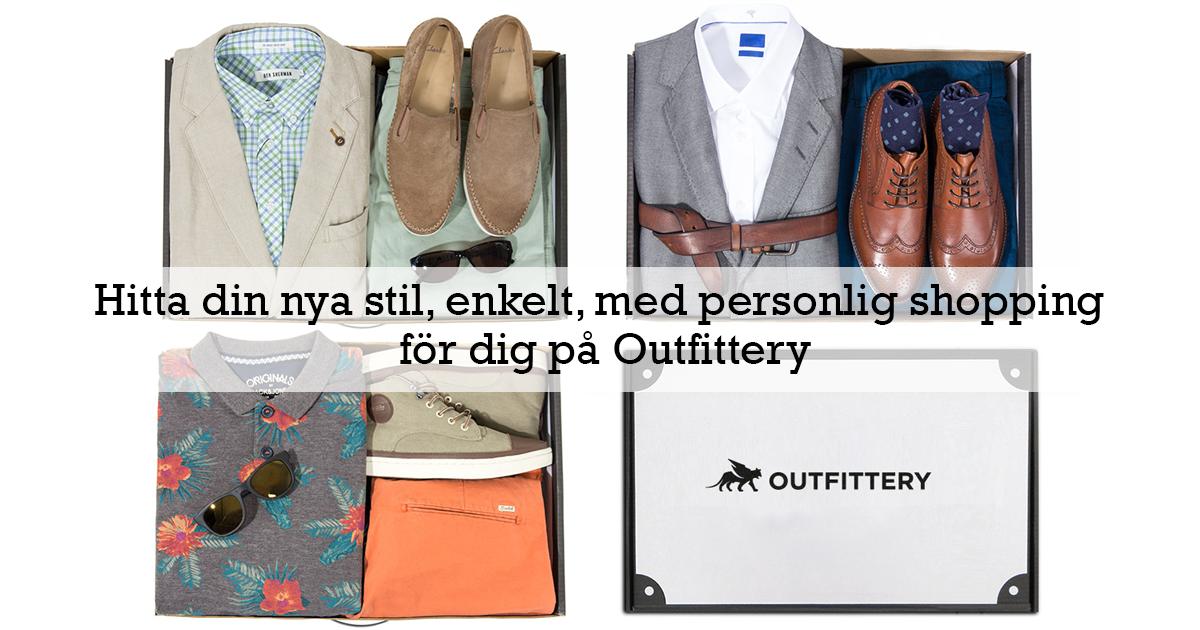 outfittery rabattkod