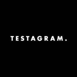 Testagram_logo