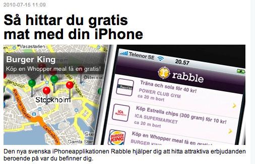 MacWorld rabble