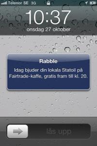 rabbleiphone