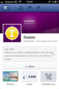 Mobil marknadsföring & mobil strategi med social media och med hjälp av Facebook