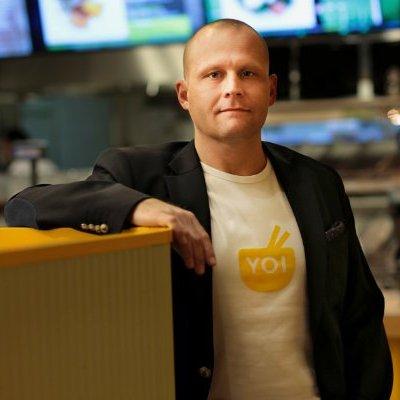 Martin Persson, VD på nystartade Yoi berättar hur Rabble hjälpt till vid starten