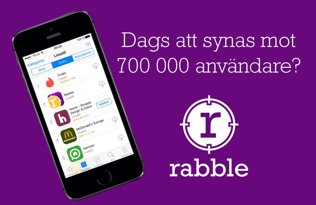 Rabble-i-Appstore