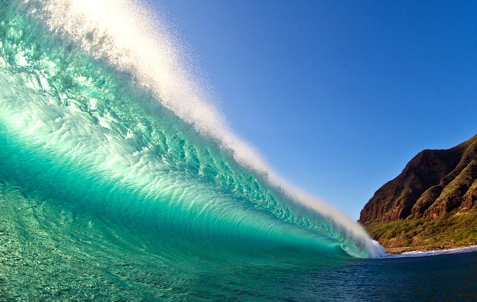hawaii vågor