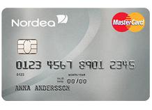 Nordea Mastercard Silver